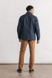 Isko Waxed Denim