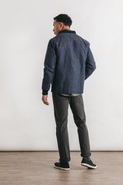 Austen Waxed Denim