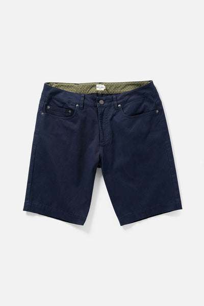 Men's Cotton Navy Shorts