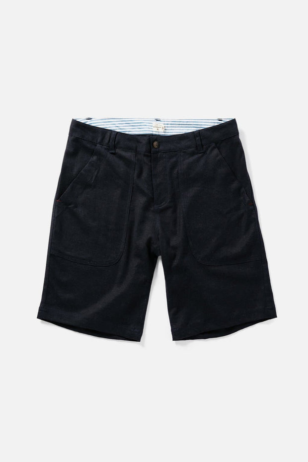Men's Navy Utility Shorts