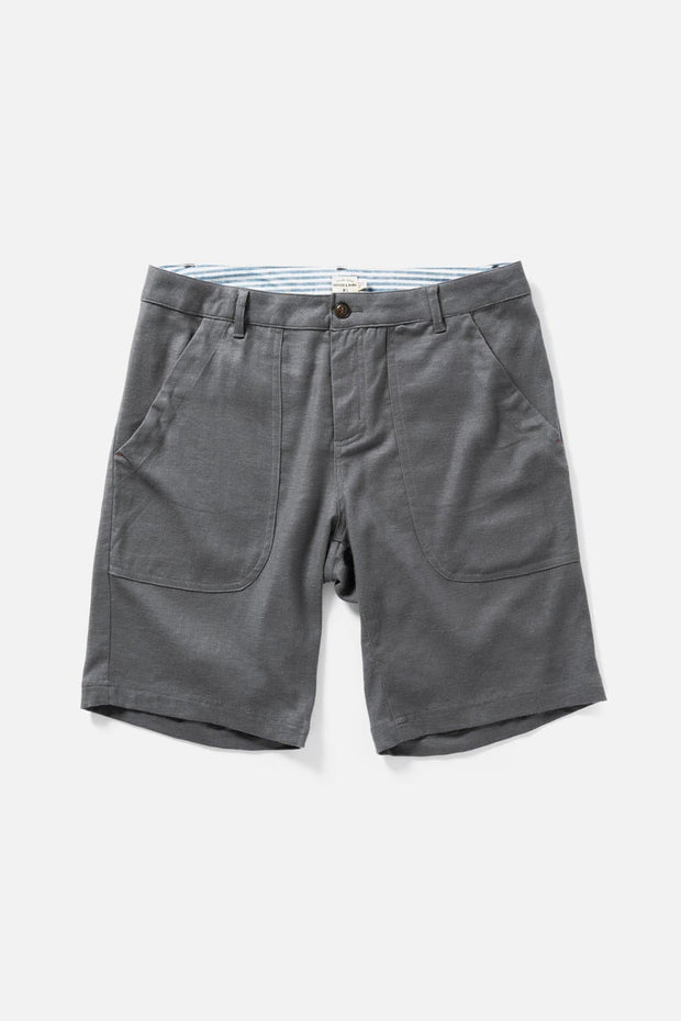 Men's Grey Utility Shorts