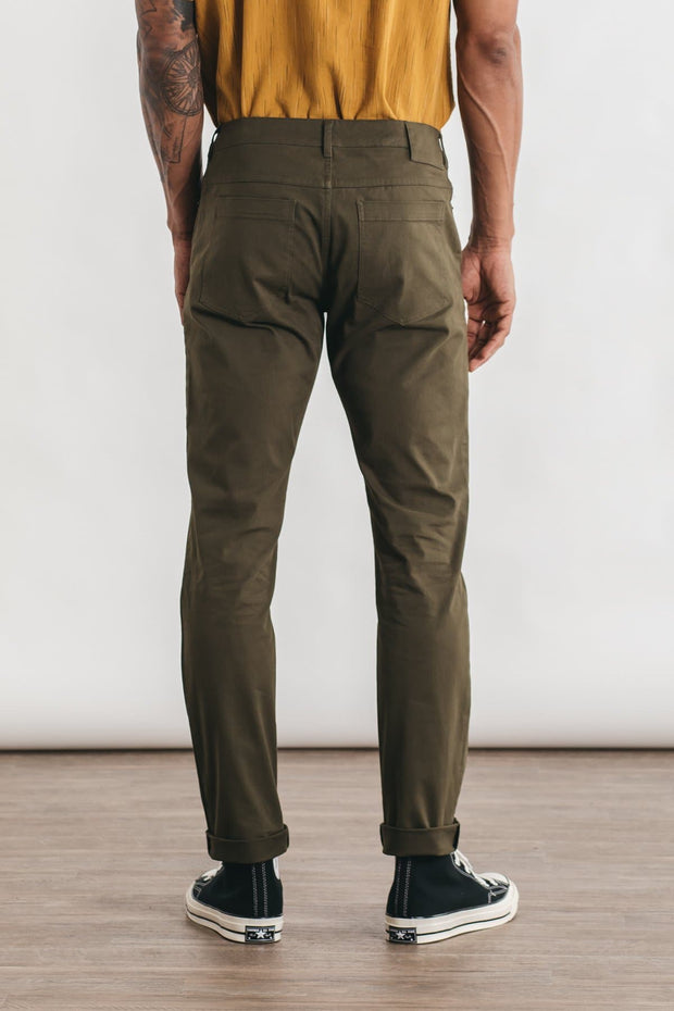 Bradley Slim Fit Olive