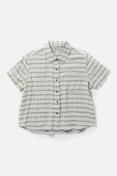 Greer Striped Doublecloth