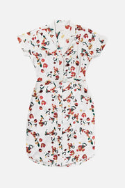 Women's Floral Print Modal Summer Dress