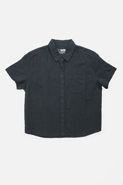 Greer Black Garment Dye