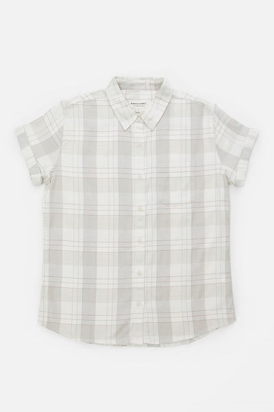 Bea Ivory Plaid