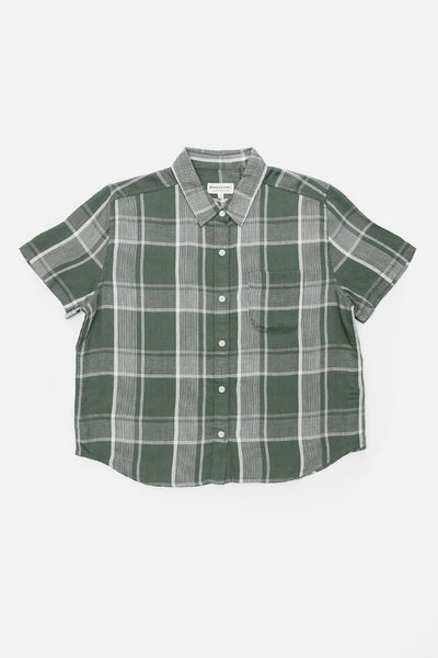 Greer Houndstooth Plaid