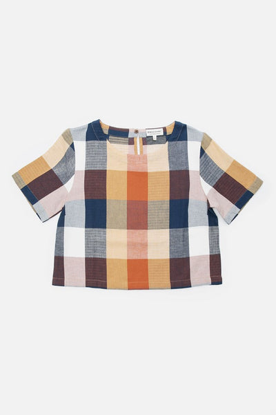 Leona Newport Plaid