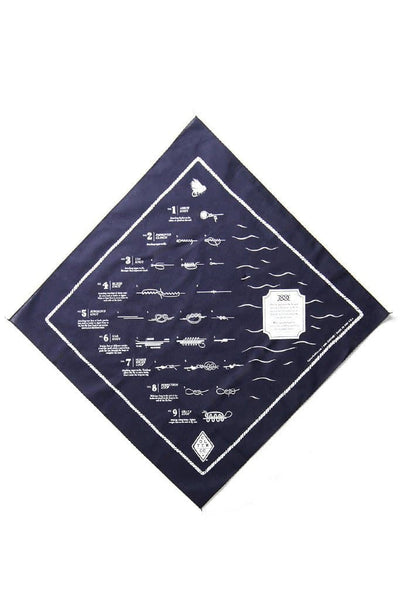 Colter Co Fly Fishing Knots Bandana