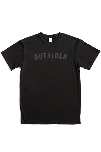 Men's Outsider Tonal Black