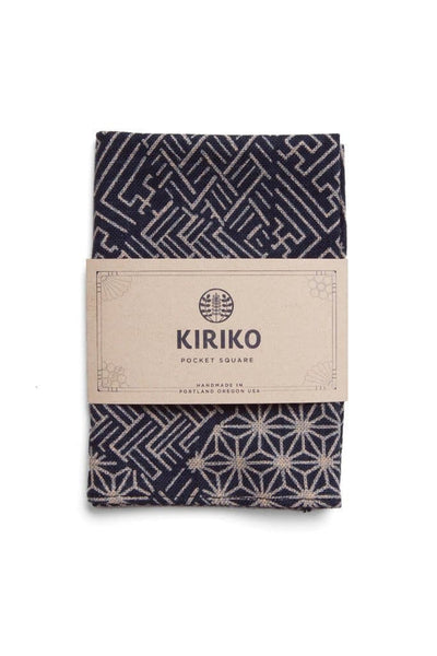 Kiriko Multi Pattern Pocket Square