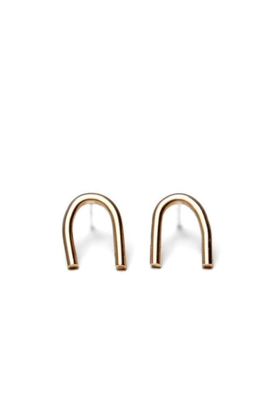 Dea Dia Arc Stud Earrings