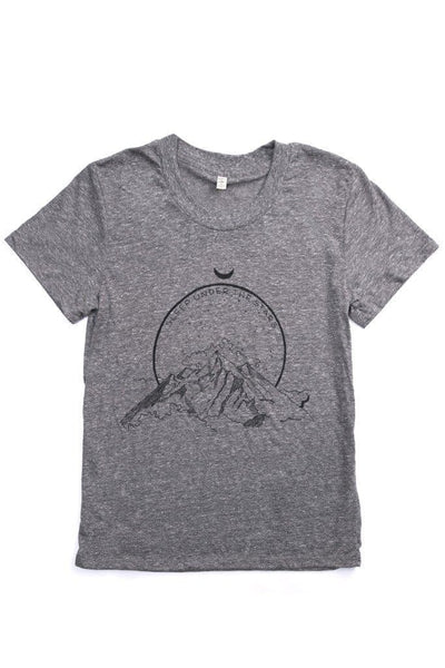 Women's Sleep Under The Stars Grey Black