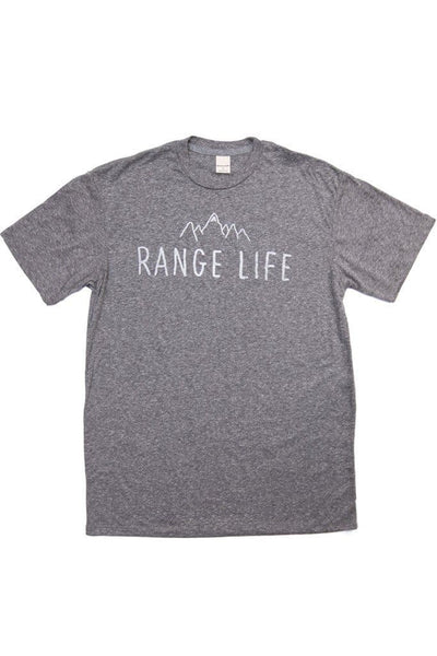 Men's Range Life Grey
