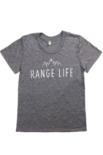 Women's Range Life Grey