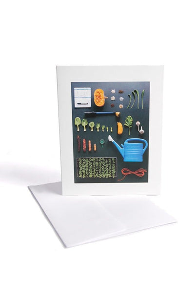 Field Guide Designs Garden Vegetable Card