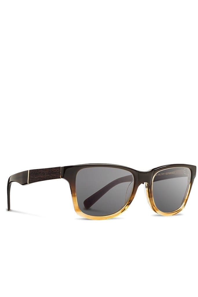 Shwood Canby Sweet Tea Maple Sunglasses