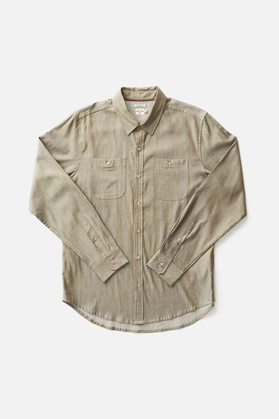 Winslow Khaki Doublecloth