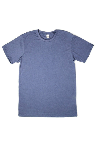 Men's Bridge & Burn Basic Tee Light Navy