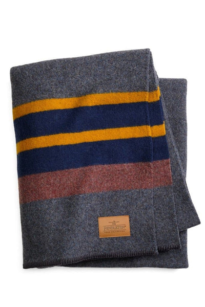 Pendleton Yakima Camp Blanket Lake Heather