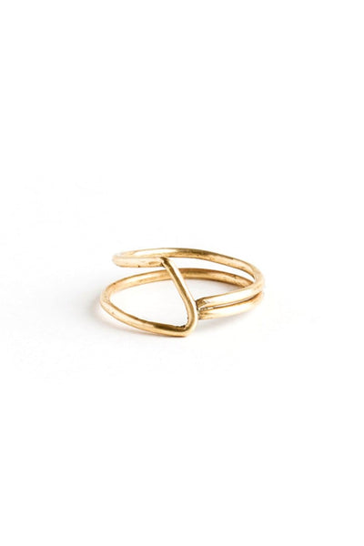 Truss and Ore Asymmetrical Ring