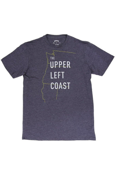Upper Left Coast T-shirt