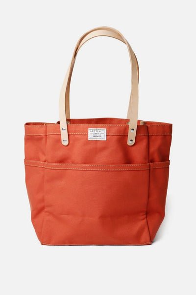 Artifact Day Tote Papaya