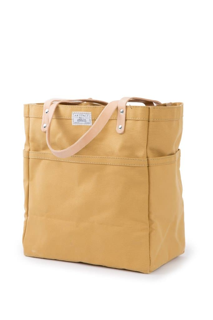 Artifact Day Tote Dijon