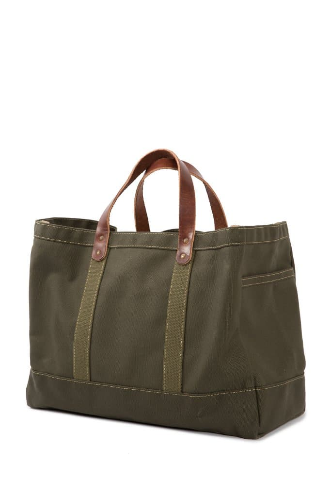 Artifact Tool & Garden Tote Olive