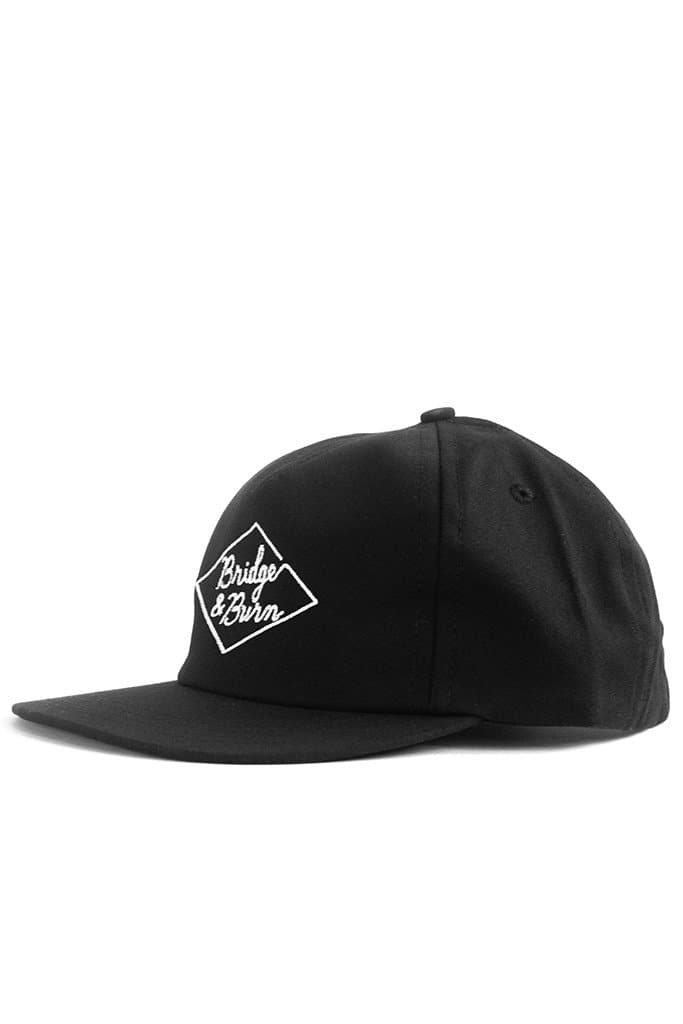 Diamond Head Cap Black