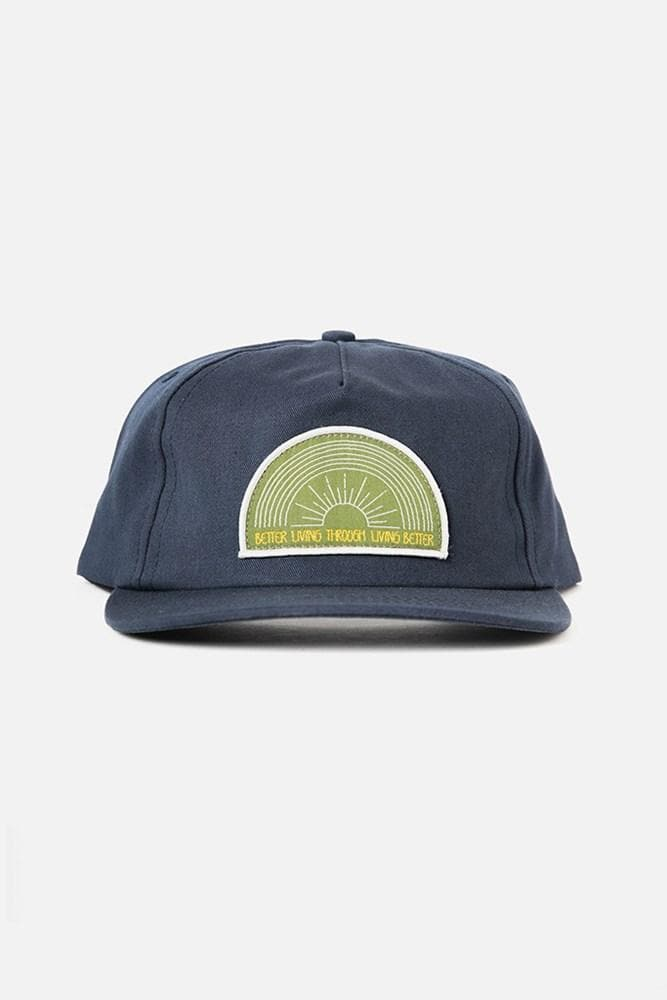 Bridge & Burn Better Living Cap Navy