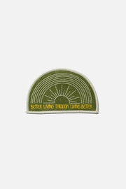 Better Living Woven Patch