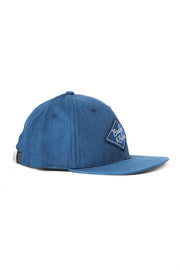 Bridge & Burn Diamond Head Cap Navy Heather