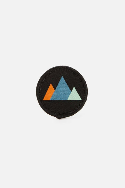 Mtns Woven Patch