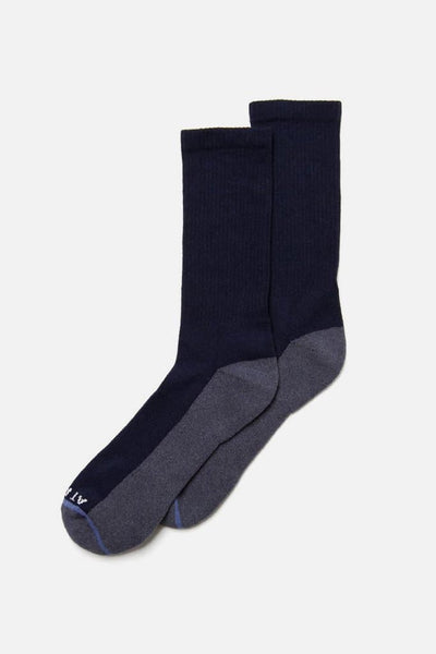 One Step Sock Navy