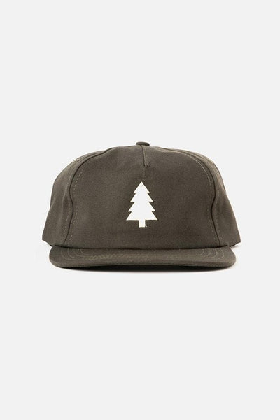 Bridge & Burn Tree Cap Olivewood