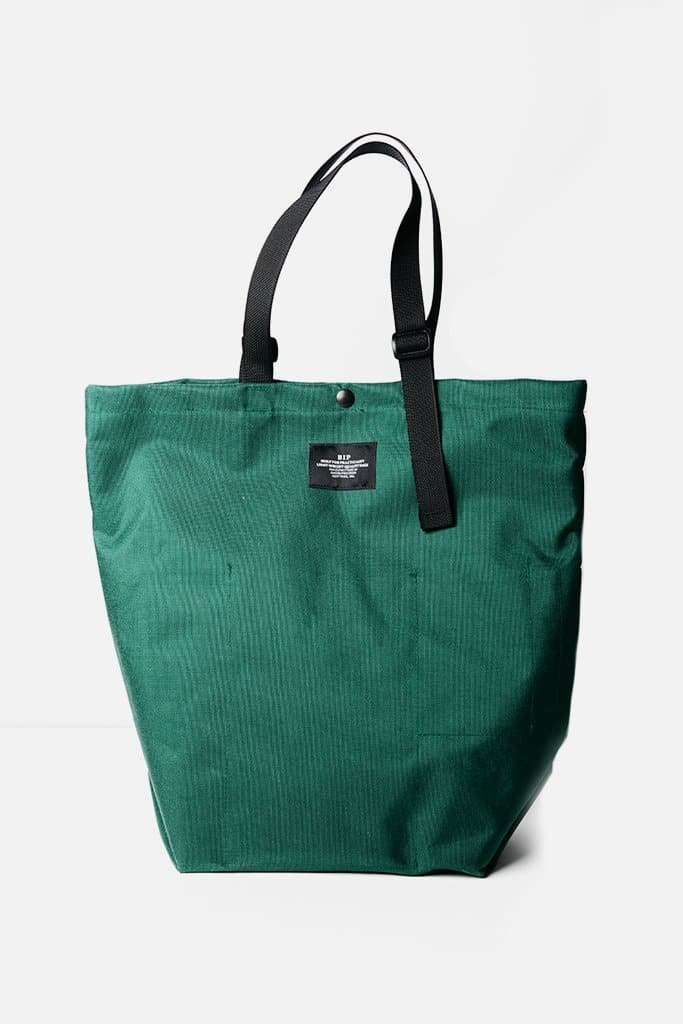 Bags in Progress Carry-All Tote Dark Green