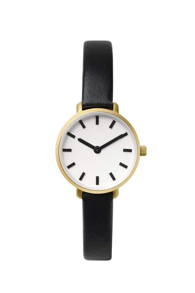 Breda Beverly Watch Black