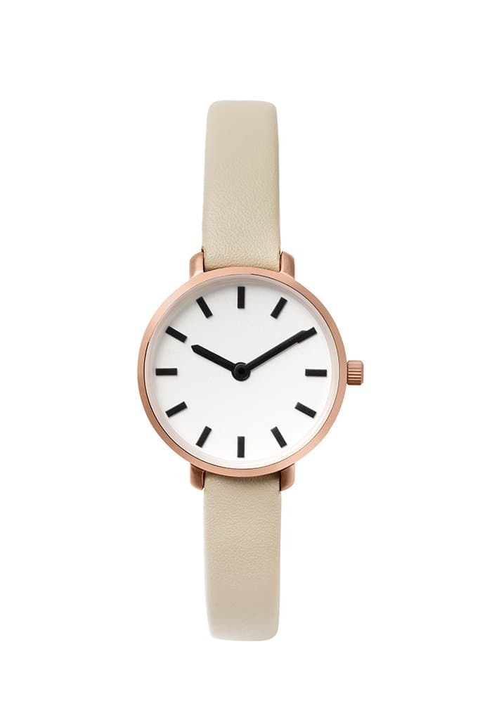 Breda Beverly Watch Ivory