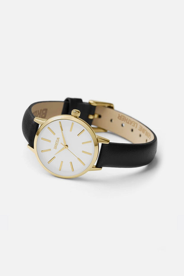 Breda Joule Petite Watch Black