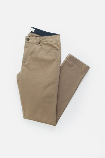 Bradley Slim Fit Khaki