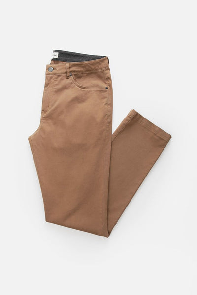 Polk Brown Twill