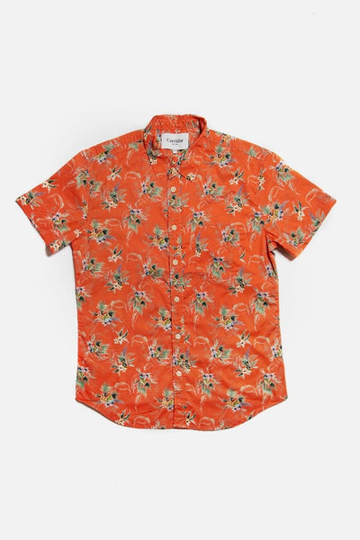 Corridor Tart Ruby Hawiian Short Sleeve Shirt