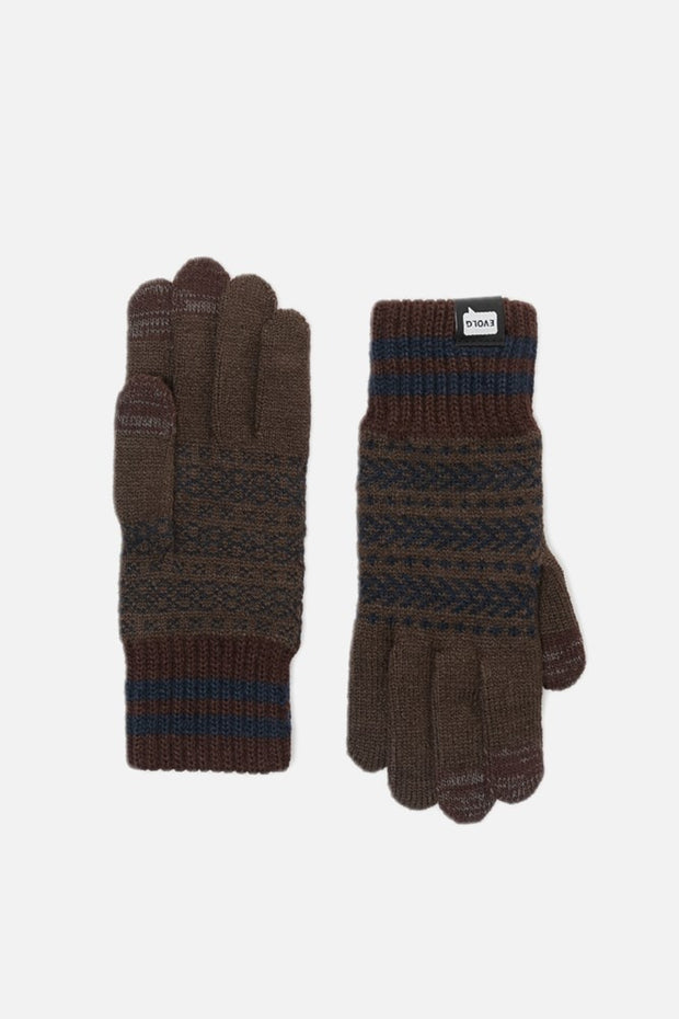 EvolG Bon Gloves Brown