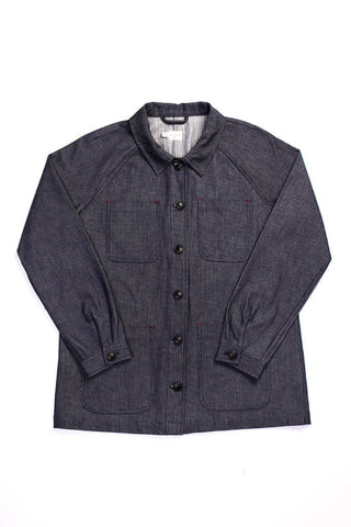 Boardman Denim Pinstripe