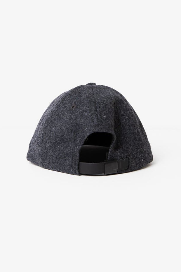 OR Wool Cap Dark Grey Heather