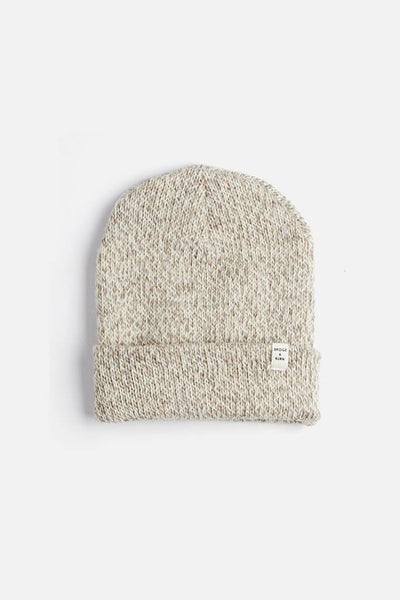 Bridge & Burn Ragg Wool Watch Cap Oatmeal
