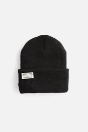 Search & Enjoy Watch Cap Black