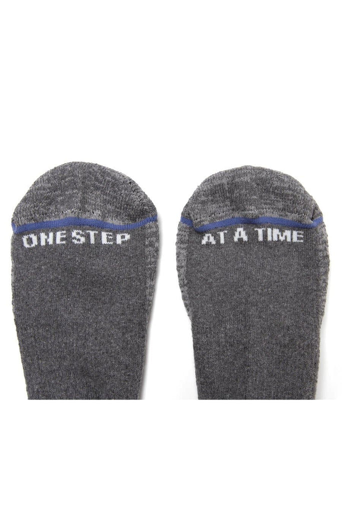 One Step Sock Grey