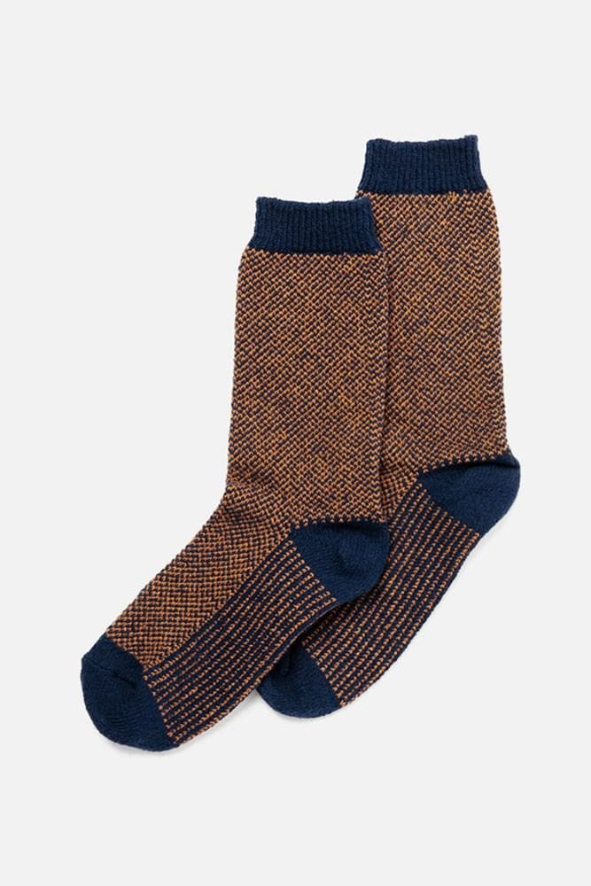 Bridge & Burn Women's Helix Sock Marine